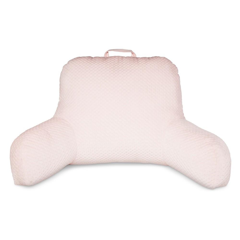 Pink Bedrest Throw Pillow - Room Essentials