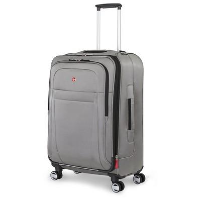 SWISSGEAR Zurich 24.5  Suitcase - Pewter