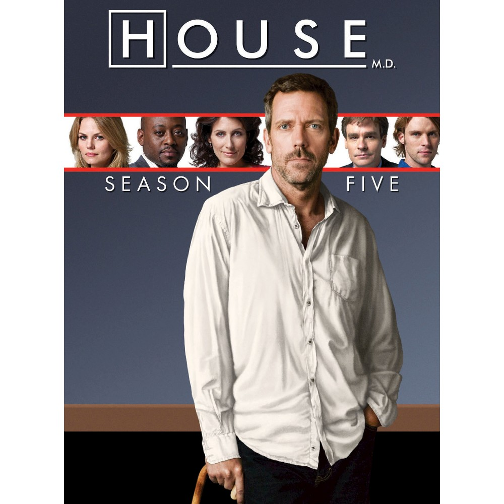 House:Season Five (Dvd), Movies