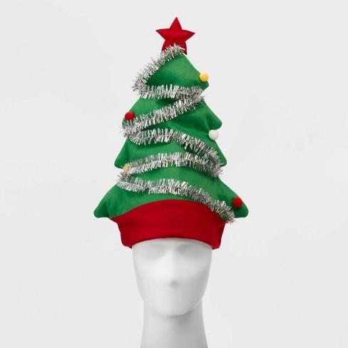 Christmas Tree Santa Hat - Wondershop™ - image 1 of 2