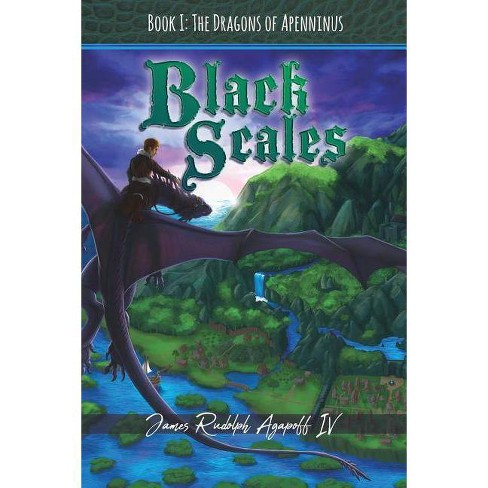 Black Scales - by  James Agapoff IV (Paperback) - image 1 of 1