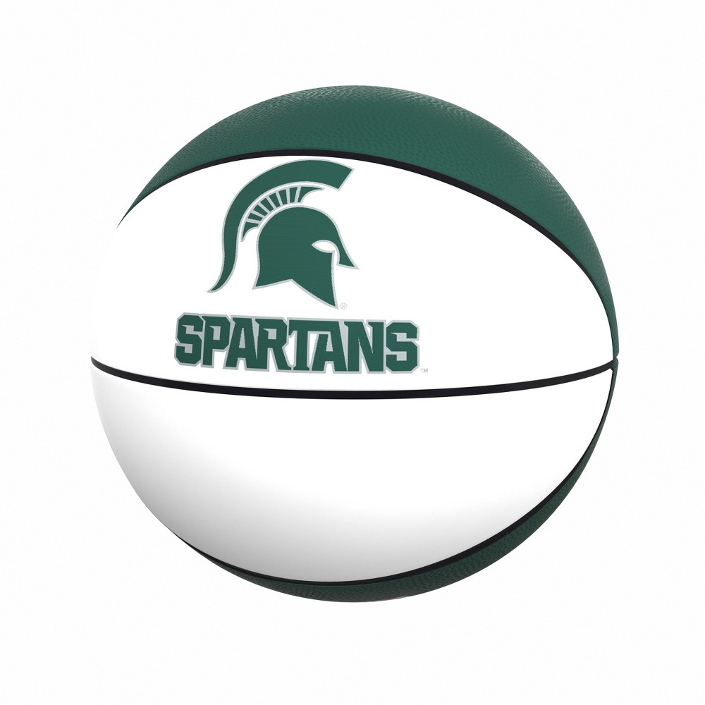 NCAA Michigan State Spartans Official-Size Autograph Basketball
