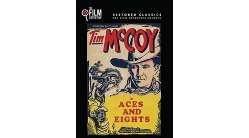 Aces And Eights (DVD) - image 1 of 1
