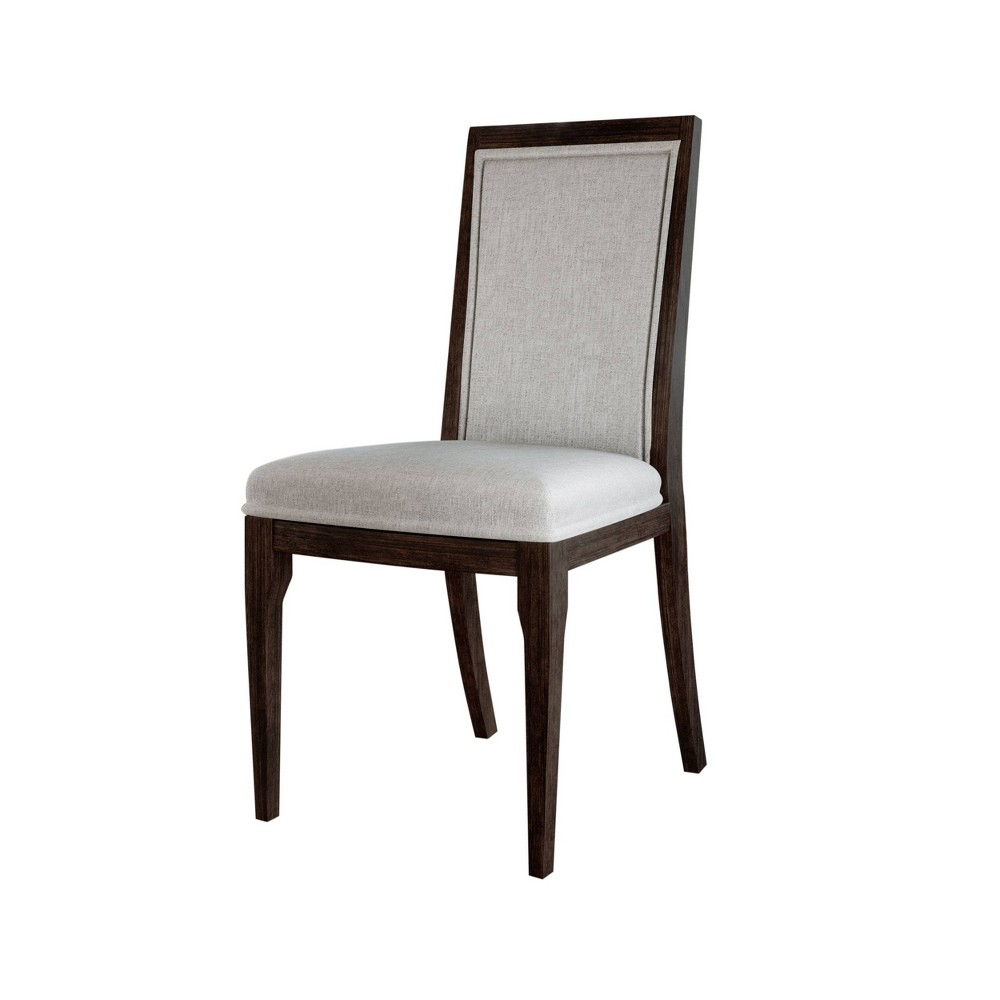 Cami Upholstered Dining Chair Brown - Abbyson Living