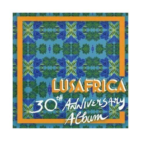 Various - Lusafrica 30th Anniversary Album (CD) - image 1 of 1