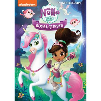 Nella the Princess Knight: Royal Quests (Target Exclusive) (DVD)