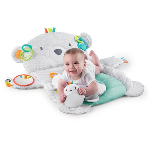 0bf45feca70be Bright Starts™ Tummy Time Prop & Play Mat : Target