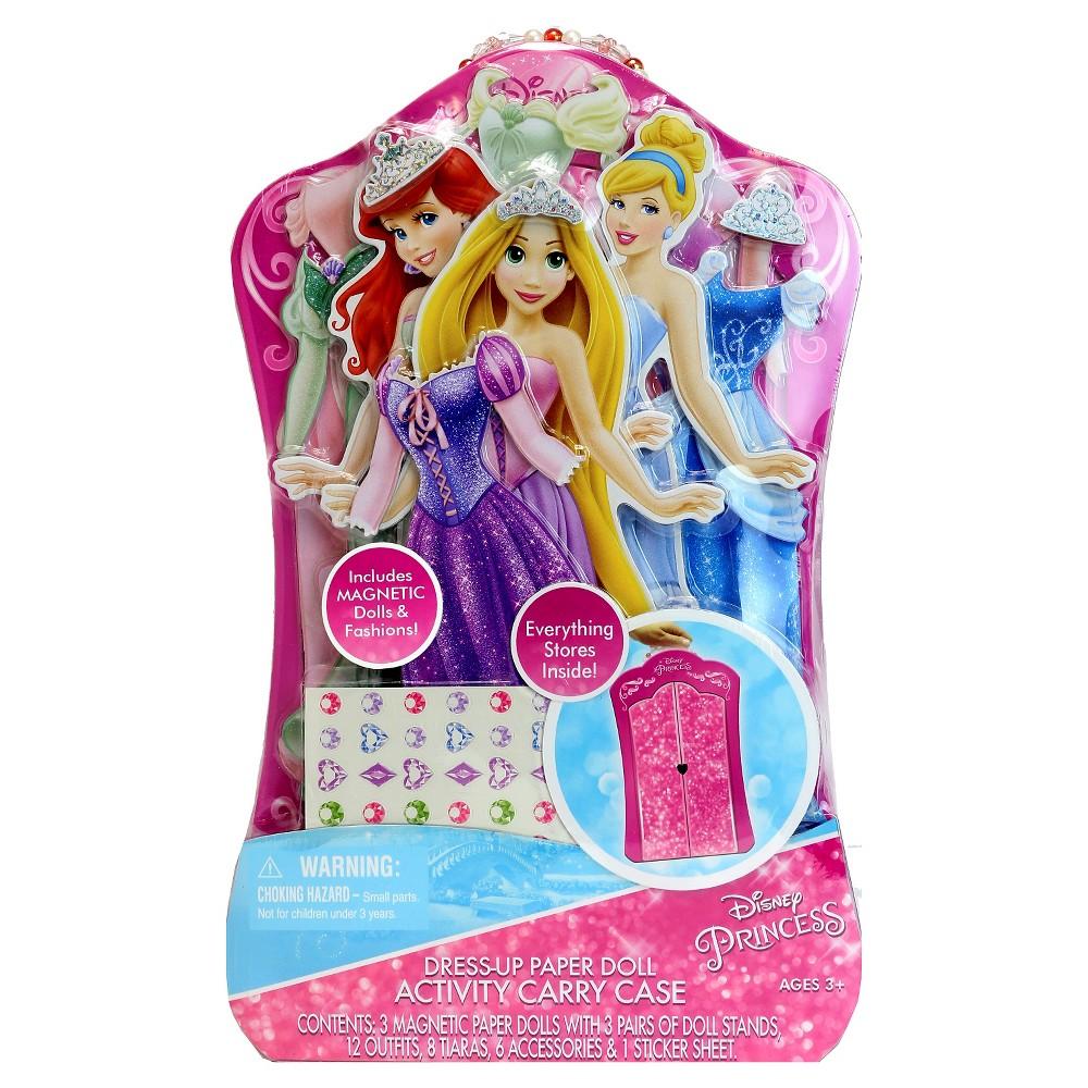 Upc 029116905061 Disney Princess Dress Up Paper Doll
