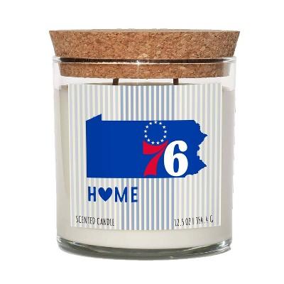 NBA Philadelphia 76ers Home State Candle