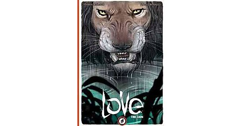 Love : The Lion (Hardcover) (Frederic Brremaud) - image 1 of 1