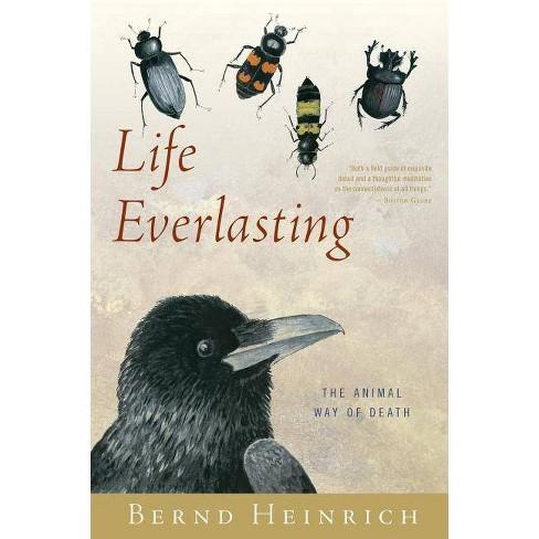 Life Everlasting - by  Bernd Heinrich (Paperback) - image 1 of 1