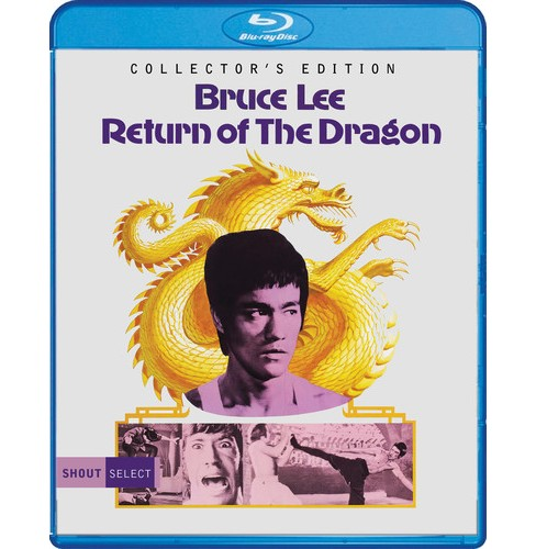 Return Of The Dragon (Blu-ray) - image 1 of 1