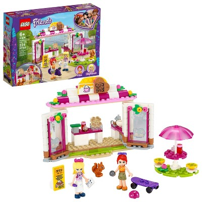 LEGO Friends Heartlake City Park Café Playset with Mia and Stephanie 41426