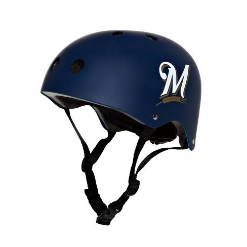 MLB Milwaukee Brewers Youth Multi-Sport Helmet - image 1 of 4