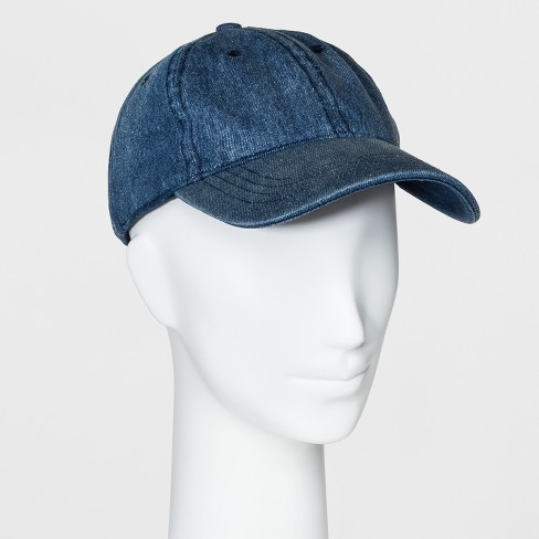 Women s Denim Baseball Hat - Universal Thread™ Denim   Target 832e6b659d6e