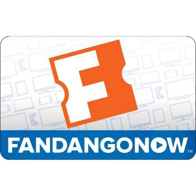 FandangoNow Gift Card $25 (Email Delivery)