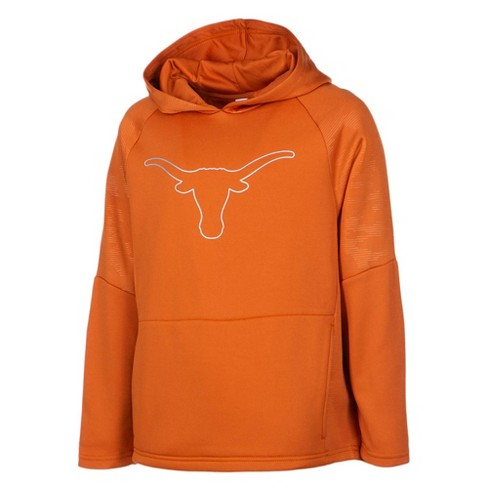 NCAA Texas Longhorns Boys' Long Sleeve Poly Hoodie - image 1 of 1