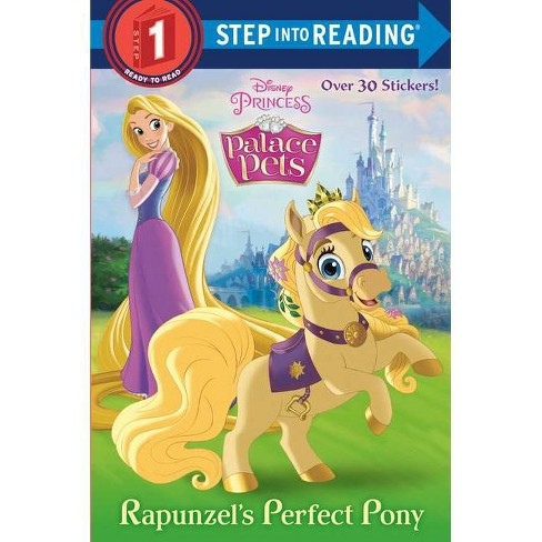 Rapunzel's Perfect Pony (Disney Princess: Palace Pets) - (Step Into Reading) (Paperback) - image 1 of 1