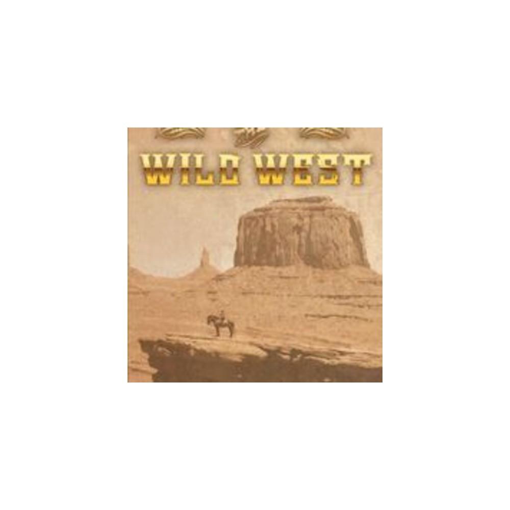 Globe Trekker:Wild West (Dvd)