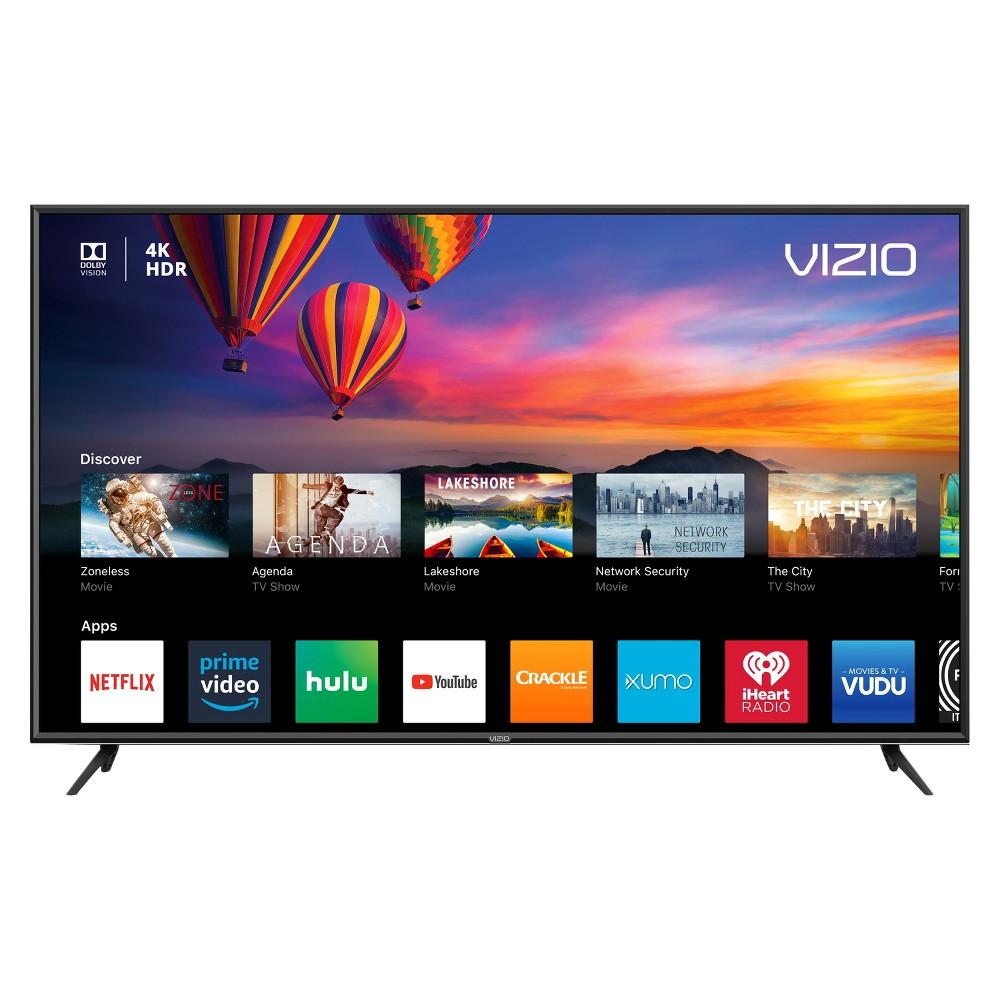 Vizio E-class 75 Uhd Smartcast TV - Black (E75-F2)