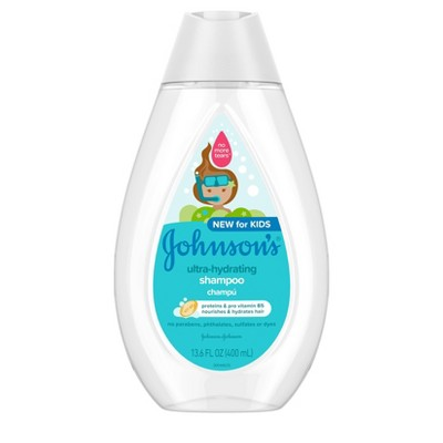 Johnson's Ultra Hydrating Shampoo - 13.6 fl oz