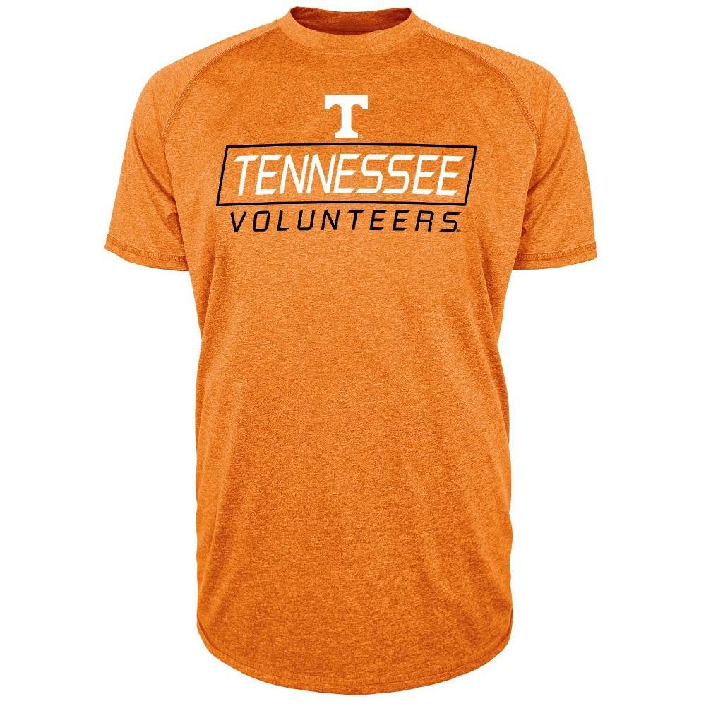 NCAA Tennessee Volunteers Mens Short Sleeve Crew Neck T-Shirt - L