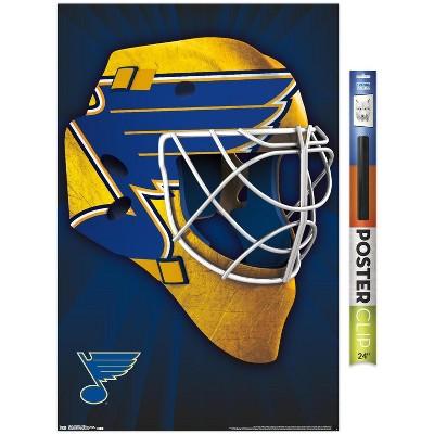 Trends International NHL St. Louis Blues - Logo 17 Unframed Wall Poster Prints