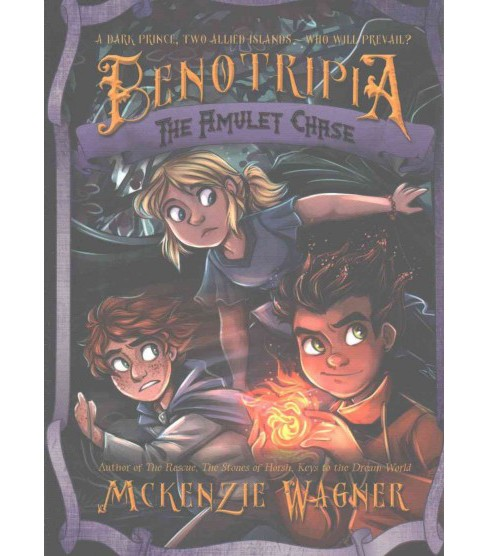 Amulet Chase (Paperback) (Mckenzie Wagner) - image 1 of 1