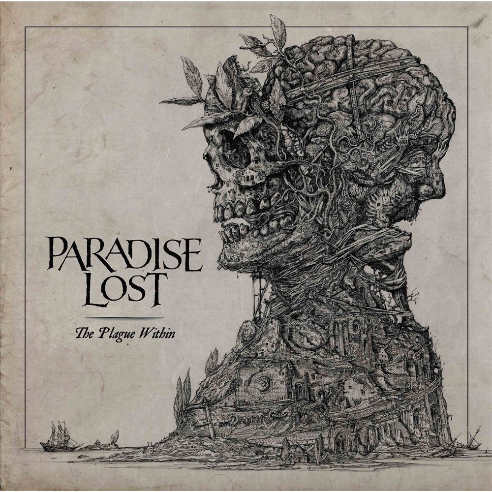 Paradise lost - Plague within (Vinyl)