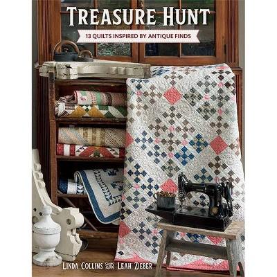 Treasure Hunt - by Linda Collins & Leah Zieber (Paperback)