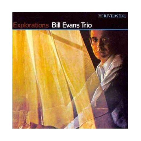 Bill (Piano) Evans - Explorations (CD) - image 1 of 1