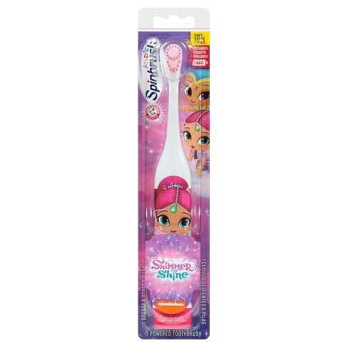 Spinbrush Shimmer and Shine Kid's Powered Toothbrush - Color May Vary - image 1 of 1