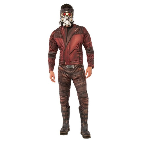 Men's Guardians of the Galaxy Vol.2 - Star-Lord Deluxe Adult Costume - image 1 of 1
