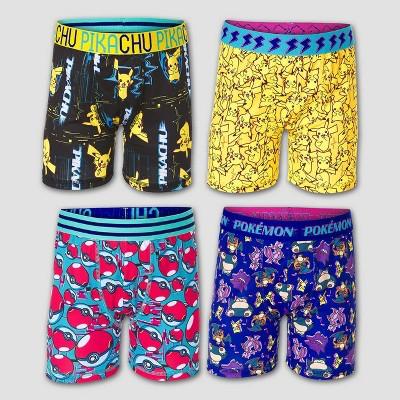 Boys' Pokemon 4pk Underwear