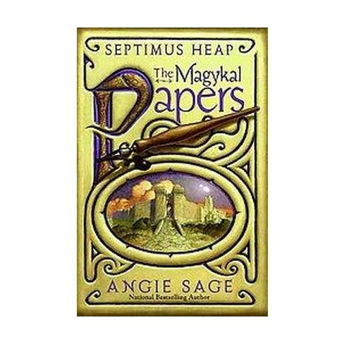 Septimus Heap ( Septimus Heap) (Hardcover) by Angie Sage - image 1 of 1