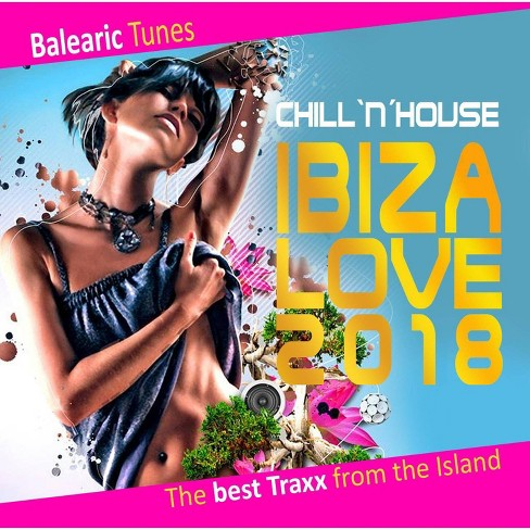 Various - Ibiza Love 2018: Balearic Tunes (CD) - image 1 of 1