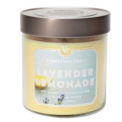 Jar Candle - Lavender Lemonade - 15.2oz - Signature Soy