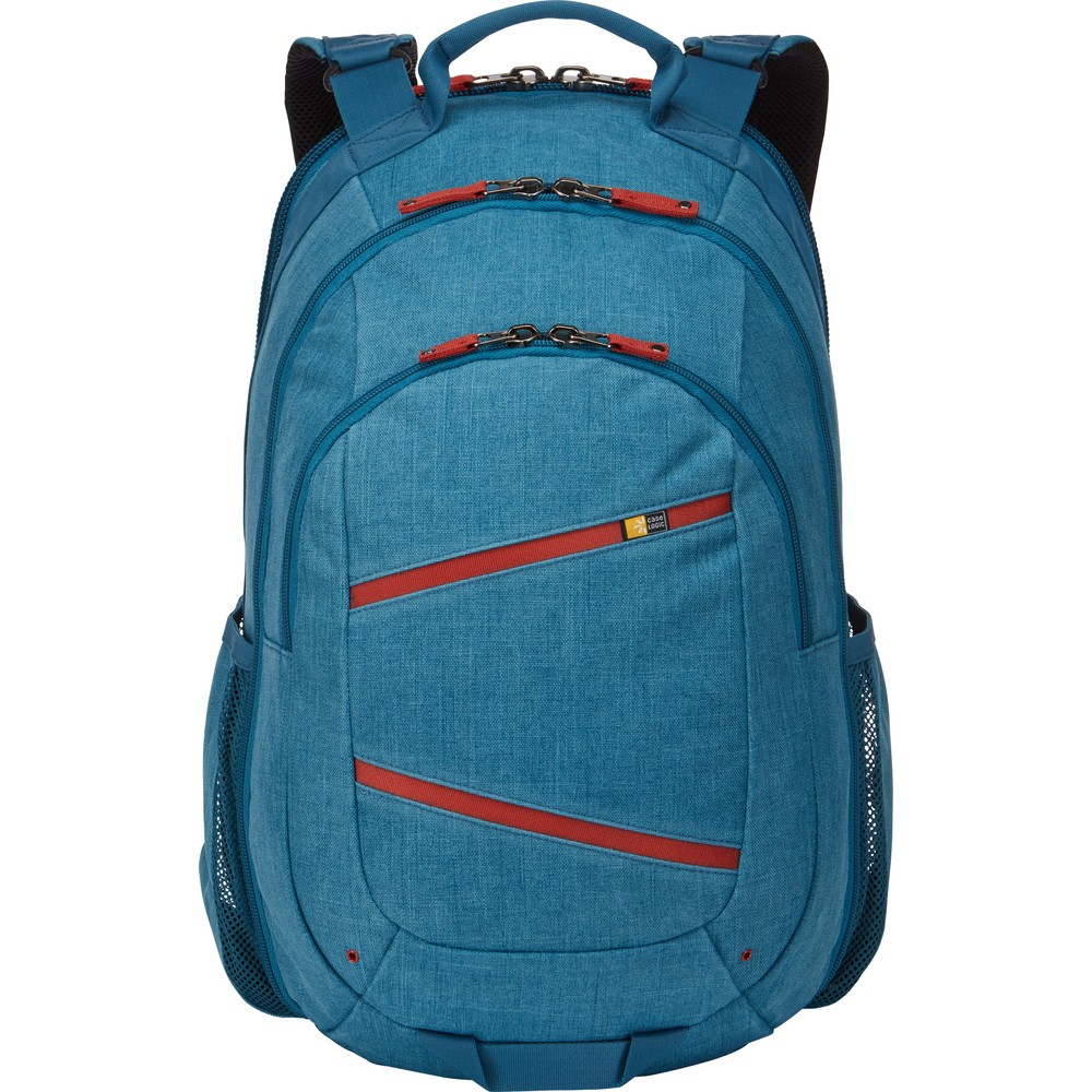 "Image of ""Case Logic 20"""" Berkeley II Backpack - Midnight, Blue"""