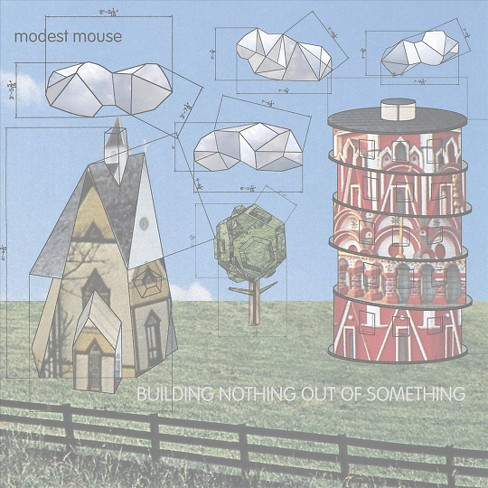 Modest mouse - Building nothing out of something (CD) - image 1 of 1