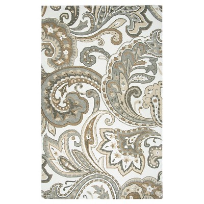 Suffolk Paisley Rug - Rizzy Home