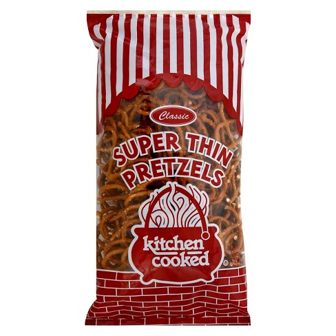Kitchen Cooked Classic Super Thin Pretzels - 15 oz - image 1 of 1