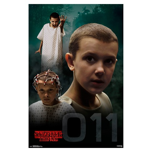 Stranger Things Eleven Poster 34x22 - Trends International - image 1 of 1