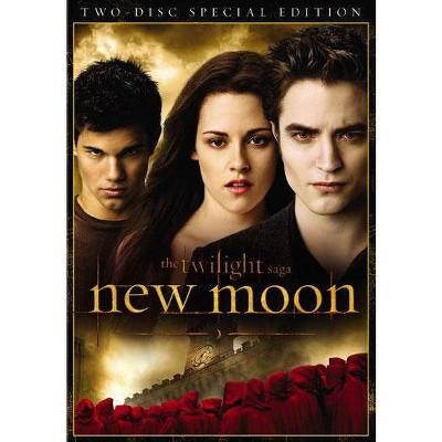 The Twilight Saga: New Moon (DVD)(2010)