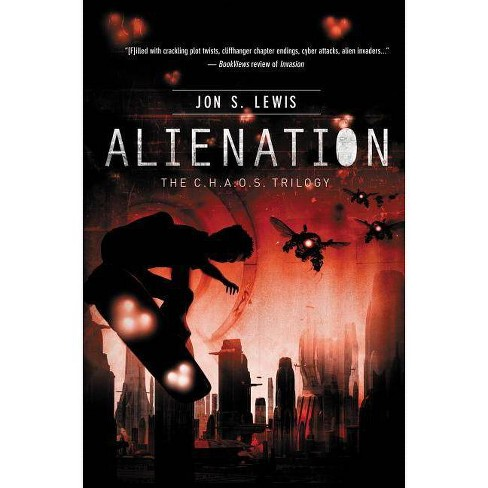 Alienation - (C.H.A.O.S. Novels (Paperback)) by  Jon S Lewis (Paperback) - image 1 of 1