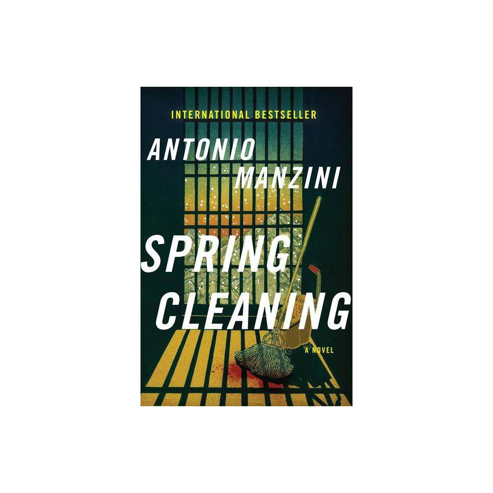 Spring Cleaning By Antonio Manzini Paperback