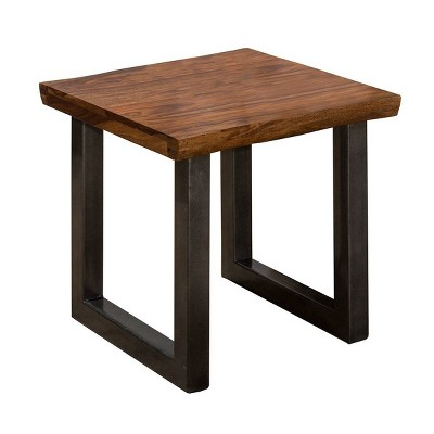 Emerson End Table Natural - Hillsdale Furniture