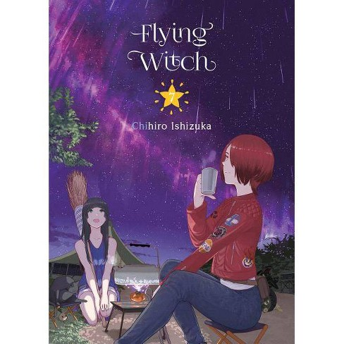 Flying Witch, Volume 7 - by  Chihiro Ishizuka (Paperback) - image 1 of 1