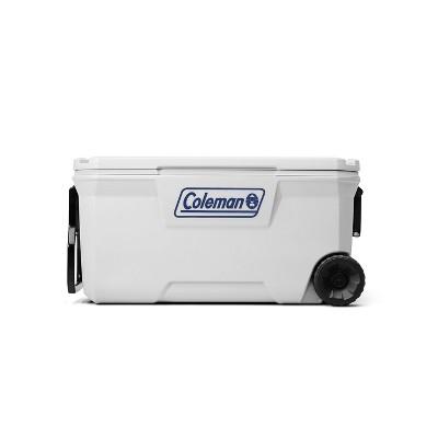 Coleman 316 100qt Wheeled Cooler