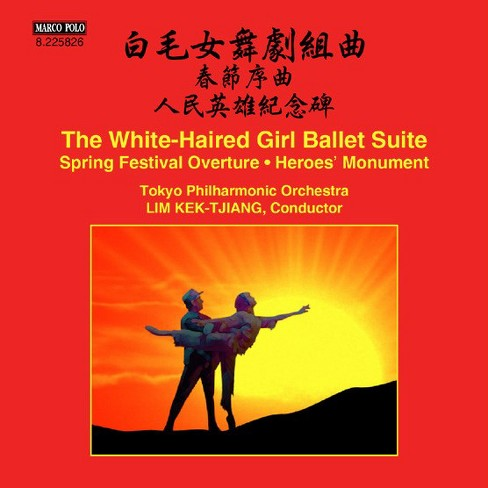 Tokyo Philharmonic O - White Haired Girl Ballet Suite/Spring (CD) - image 1 of 1