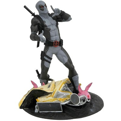 Diamond Select Marvel Gallery Exclusive 10 Inch PVC Statue   X-Force Taco Truck Deadpool